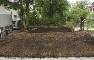 Bodenvorbereitung 2