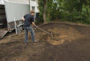 Bodenvorbereitung 3